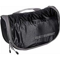 Sea to Summit Light Hanging Toiletry Bag S black/grey
