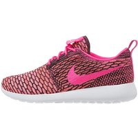 Nike Roshe One Flyknit Wmn black/pink pow/white/total orange