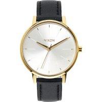 Nixon The Kensington Leather gold/white/black (A108-1964)