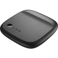Seagate Wireless Mobile Storage 500GB black