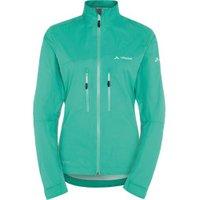 VAUDE Women's Tremalzo Rain Jacket atlantis