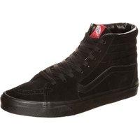 Vans Sk8-Hi Suede all black