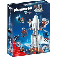 Playmobil Space Rocket with Launch Site (6195)