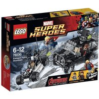 LEGO Marvel Super Heroes - Avengers Hydra Showdown (76030)