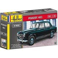 Heller Peugeot 403 (80161)
