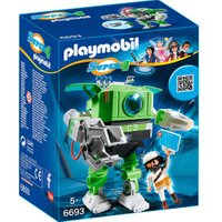 Playmobil Super 4 - Cleano-Roboter (6693)
