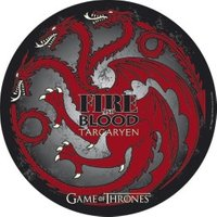 Abystyle Game of Thrones - Targaryen Fire & Blood