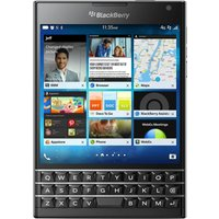 BlackBerry Passport Black