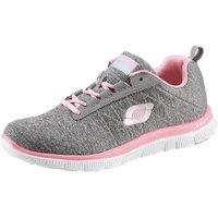 Skechers Flex AppealNext Generation gray/pink