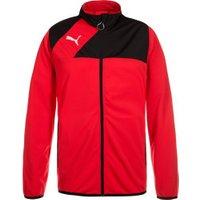 Puma Esquadra Poly Jacket red/black