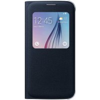 Samsung S-View Cover Fabric black (Galaxy S6)