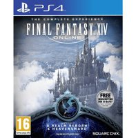 Final Fantasy XIV: The Complete Experience (PS4)