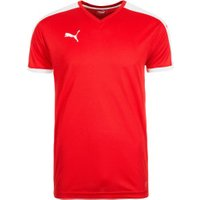 Puma Pitch Shirt red/white