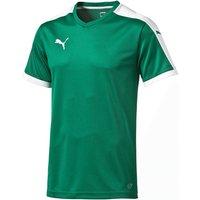 Puma Pitch Shirt power green/white