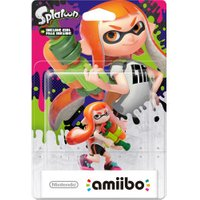 Nintendo amiibo Inkling Girl (Splatoon Collection)