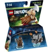 Warner Bros. LEGO Dimensions: Fun Pack - Gimli