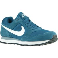 Nike MD Runner Suede teal//white/dove grey