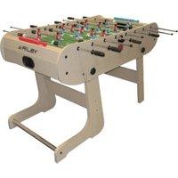 Riley HFT-5N 4Ft 6In Folding Football Table