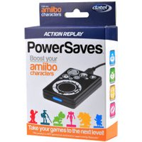 Datel Action Replay PowerSaves amiibo