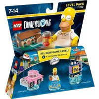 Warner Bros. LEGO Dimensions: Level Pack - The Simpsons