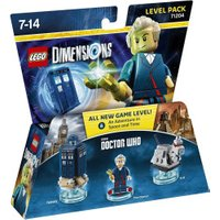 Warner Bros. LEGO Dimensions: Level Pack - Doctor Who