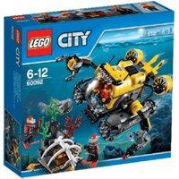 LEGO City - Deep Sea Submarine (60092)
