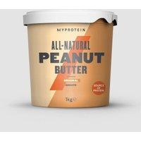 MyProtein Peanut Butter Smooth 1000g