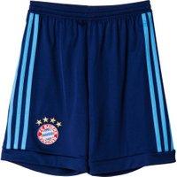 Adidas Bayern Munich Goalkeeper Shorts Junior 2015/2016