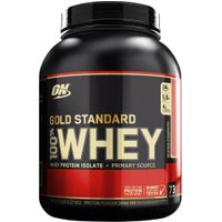 Optimum Nutrition 100% Whey Gold Standard 2273g Strawberry