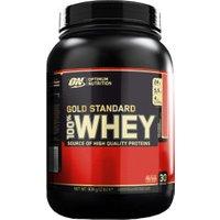 Optimum Nutrition 100% Whey Gold Standard 908g Strawberry