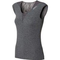 Odlo Revolution X-Light Shirt s/s Crew Neck Women (110021) steel grey melange