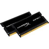 Kingston HyperX Impact 8GB Kit SO-DIMM DDR3 PC3-17000 CL11 (HX321LS11IB2K2/8)