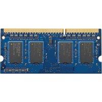 HP 2GB SO-DIMM DDR3 PC3-12800 (B4U38AA)