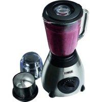 Tower Housewares Glass Jar Blender T12008