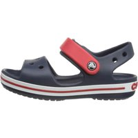 Crocs Crocband Sandal Kids navy/red