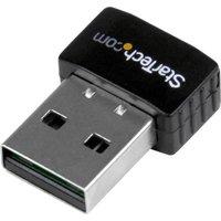 StarTech USB 2.0 300 Mbps Mini Wireless-N Lan Adapter