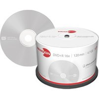 Primeon DVD+R Double Layer Silver-Protect-Disc 25pk Spindel