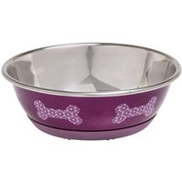 Karlie Bowl Selecta Pink Bone 950ml