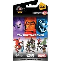 Disney Infinity 3.0: Toy Box Takeover
