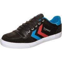 Hummel Stadil Low 664 black/blue/red