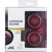 JVC HA-SR225 (red)