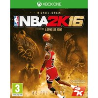 NBA 2K16: Michael Jordan Edition (Xbox One)