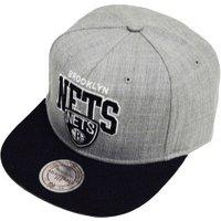 Mitchell & Ness Brooklyn Nets Cap grey