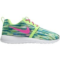 Nike Roshe One Flight Weight GS white/menta/flash lime/pink pow