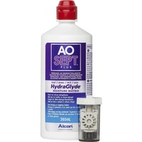 Alcon AO Sept Plus HydraGlyde (360ml)
