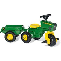 Rolly Toys rollyTrike John Deere Trac with Trailer