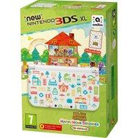 Nintendo New 3DS XL + Animal Crossing: Happy Home Designer