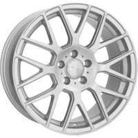 Wheelworld WH26 (8,5x19) race silver