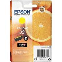 Epson 33 yellow (C13T33444010)
