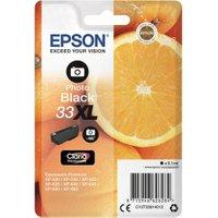 Epson 33XL Photo Black (C13T33614010)